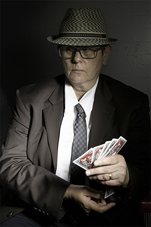 The Gambling Literary Detective